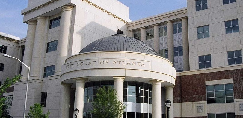 atlanta courthouse